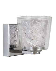 19305CH1-LED LED Wall Sconce Chrome