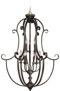 24239-MB Foyer Mocha Bronze