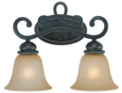 25202-MB Vanity Light Mocha Bronze