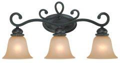 25203-MB Vanity Light Mocha Bronze