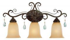 25603-FR Vanity Light French Roast