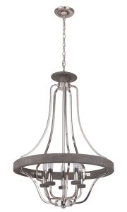 Ashwood 5 Light Pendant