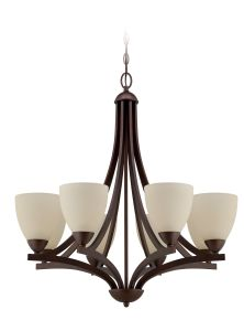 Almeda 8 Light Chandelier