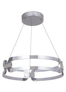 47290-CH-LED LED Pendant Chrome