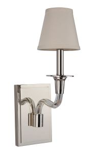48061-PLN Wall Sconce Polished Nickel