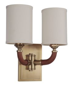 Huxley 2 Light Wall Sconce