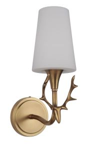 48261-VB Wall Sconce Vintage Brass