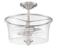 Gwyneth 2 Light Convertible Semi Flush