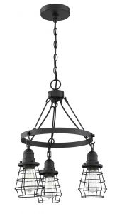 Thatcher 3 Light Chandelier