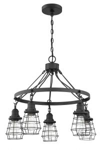 Thatcher 5 Light Chandelier