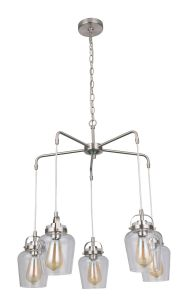 Trystan 5 Light Chandelier