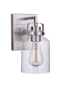 Foxwood 1 Light Wall Sconce
