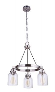 Foxwood 3 Light Chandelier