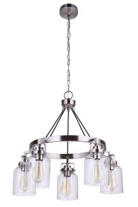 Foxwood 5 Light Chandelier