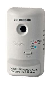 MCN400B Co2 Detector White