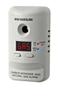 MCND401B Co2 Detector White