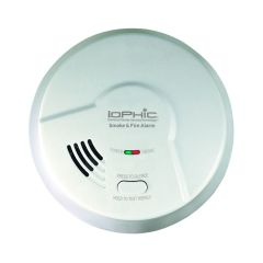 MDS107 Smoke & Fire Alarms White
