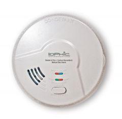 MDSCN111 Smoke & Fire Alarms White