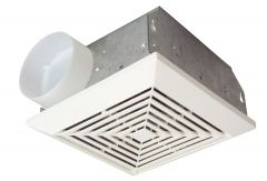 TFV50 Bath Exhaust Fan Only Designer White