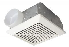 TFV70 Bath Exhaust Fan Only Designer White