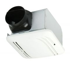 TFV80S Bath Exhaust Fan Only Designer White