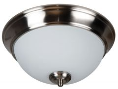 XP11BNK-2W Flushmount Brushed Polished Nickel