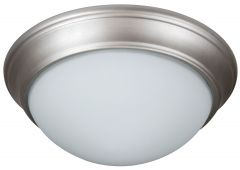 XPP11BN-2W Flushmount Brushed Satin Nickel