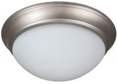 XPP13BN-2W Flushmount Brushed Satin Nickel