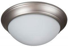 XPP15BN-3W Flushmount Brushed Satin Nickel