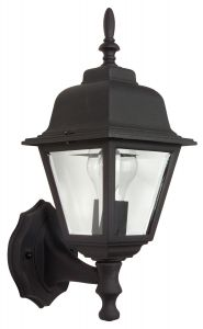Coach Lights Cast 1 Light Small Wall Mount