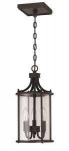 Z2811-ABZ Pendant Aged Bronze Brushed