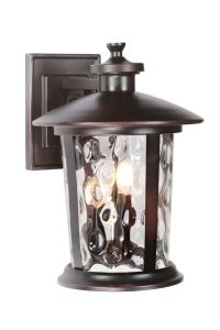 Z7124-OBG Wall Mount Oiled Bronze Gilded