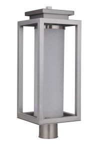 ZA1325-SS-LED Post Mount Stainless Steel