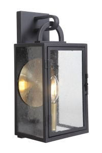 ZA1602-TB Wall Mount Textured Matte Black