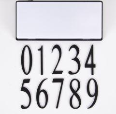 Address Plaque Numbers - AP