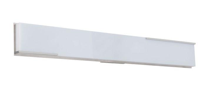 11335BNK-LED LED Vanity Brushed Polished Nickel