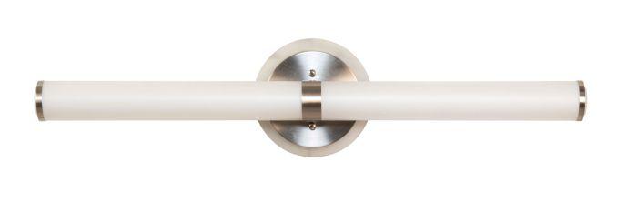 12227BNK-LED LED Vanity Brushed Polished Nickel