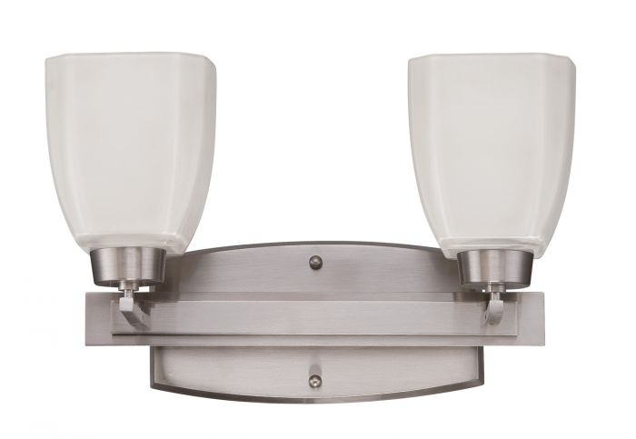 Bridwell 2 Light Vanity