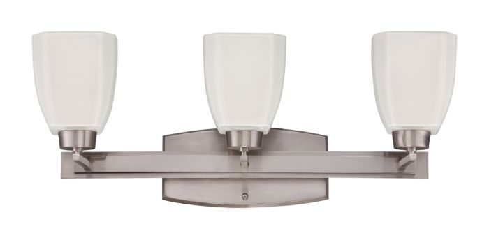 Bridwell 3 Light Vanity
