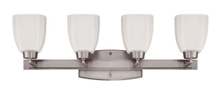 Bridwell 4 Light Vanity