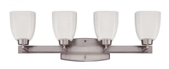 Bridwell 4 Light Vanity