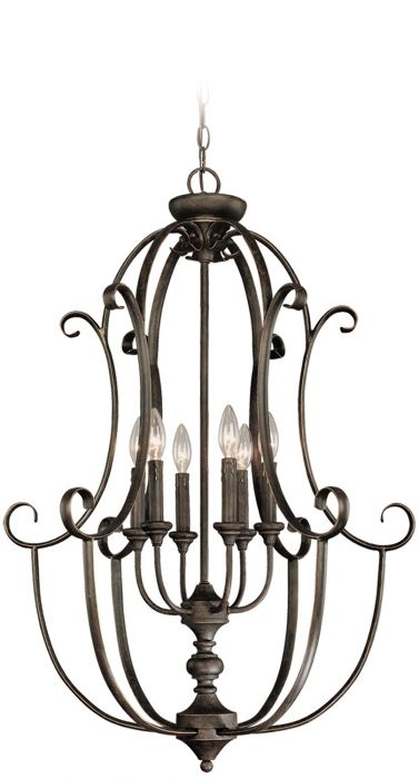 24236-MB Foyer Mocha Bronze