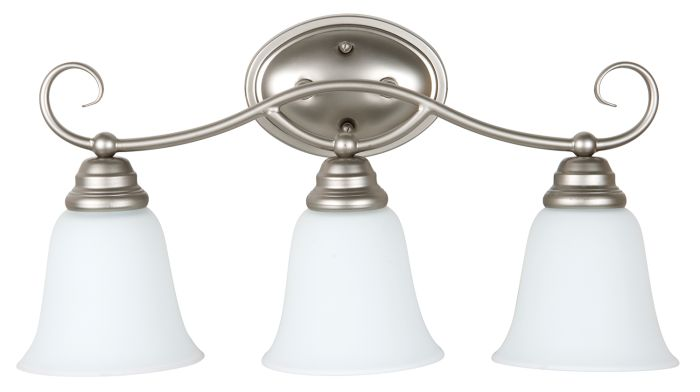 Cordova 3 Light Vanity