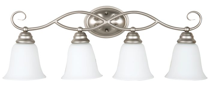 Cordova 4 Light Vanity