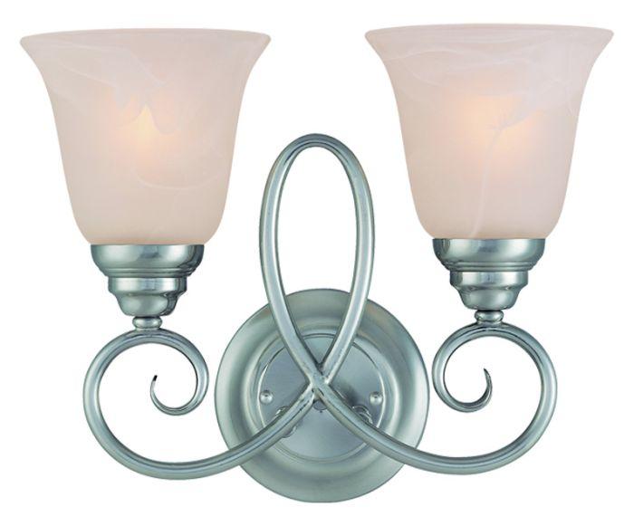 Cordova 2 Light Vanity