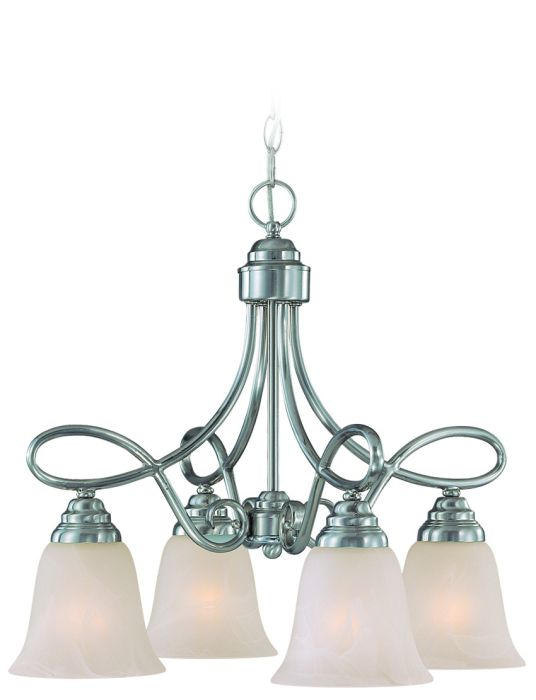 Cordova 4 Light Chandelier