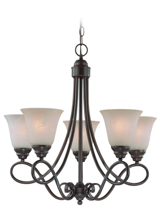 Cordova 5 Light Chandelier