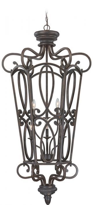 25236-MB Foyer Mocha Bronze