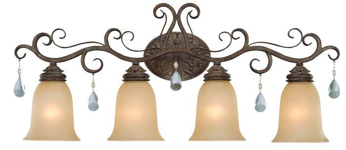 25604-FR Vanity Light French Roast