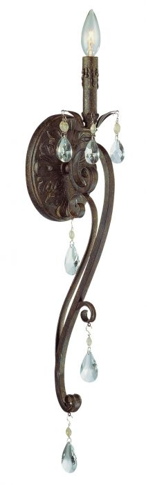 25621-FR Wall Sconce French Roast